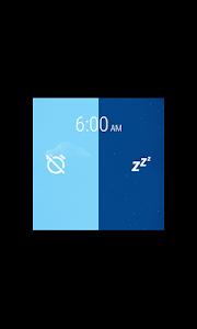 screenshot of Clock version 4.5.2