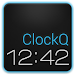 Download ClockQ - Digital Clock Widget  APK