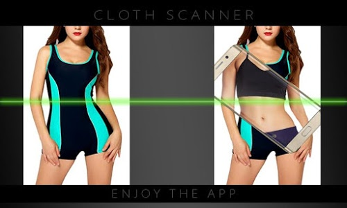 Download Cloth Scanner Simulator 2.0.0 APK