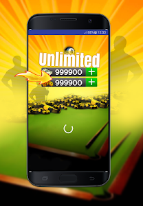 screenshot of Coins and Cash for 8 ball Pool Prank version 2.4