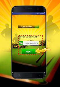 Download Coins and Cash for 8 ball Pool Prank 2.4 APK