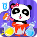 Baby Panda's Color Mixing Studio