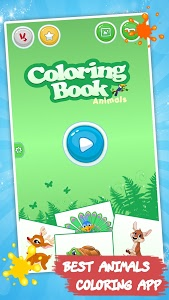 Download Coloring games for kids animal 1.4.7 APK