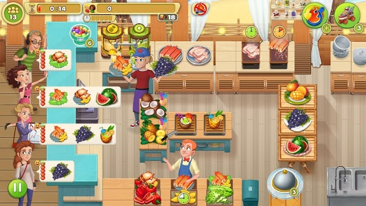 screenshot of Cooking Diary®: Tasty Hills version 1.2.0