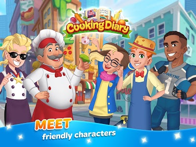 screenshot of Cooking Diary®: Tasty Hills version 1.1.0