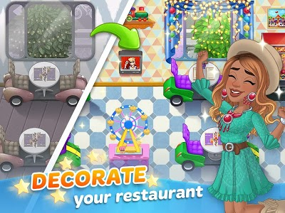 screenshot of Cooking Diary®: Tasty Hills version 1.6.0