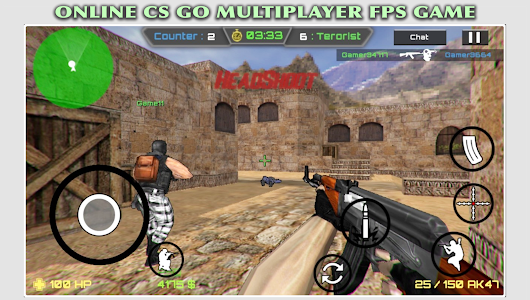 screenshot of Counter Terrorist Bullet Party version 1.1