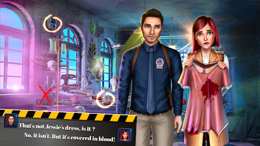Download Crime Investigation - Hidden Object Story Games ? 1.0 APK