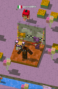 screenshot of ✩ Crossy Creepers: Marvel Island Block Survival ✩ version Varies with device