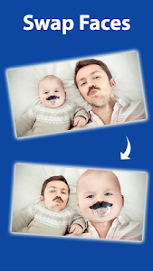 screenshot of Cupace - Cut and Paste Face Photo version 1.3.5