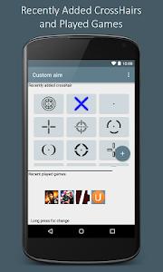 Download Custom Aim  APK