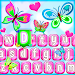 Download Cute Butterfly Emoji Keyboard 1.5a APK