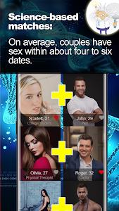 screenshot of USA Singles Meet, Match and Date Free - Datee version 1.74