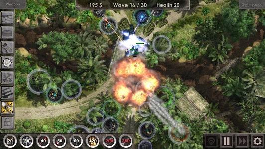 screenshot of Defense Zone 3 HD version 1.2.5