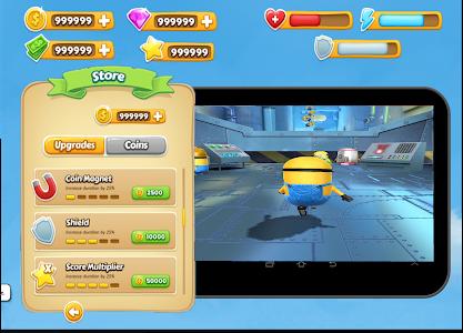 screenshot of Despicable Banana version 1.0
