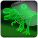 Download Dino park hologram laser 1.5 APK