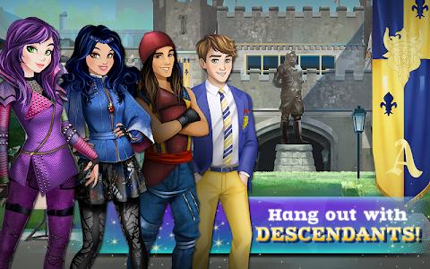 screenshot of Descendants version 1.23.386