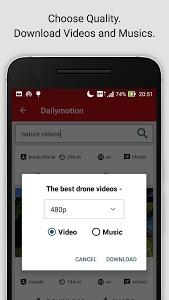 Download DownTube Free Video Downloader 3.5.5 APK