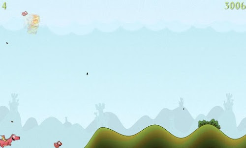 screenshot of Dragon, Fly! Free version 6.34
