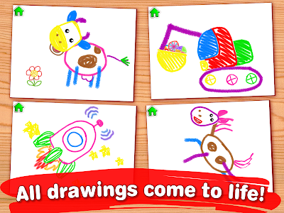 Download Drawing for Kids Learning Games for Toddlers age 3 2.1.2.1 APK