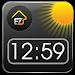 Download EZ Clock & Weather Widget v1.9.6 beta 1 APK