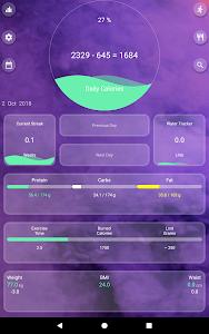 Download Calorie Counter - EasyFit free 3.0.9 APK