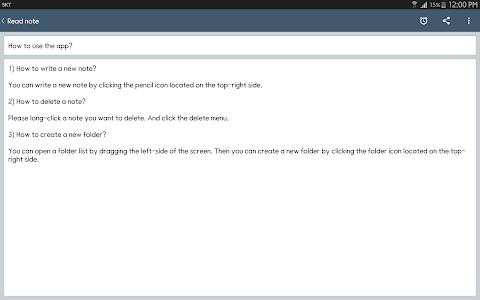 Download ClevNote - Notepad, Checklist 2.17.19 APK