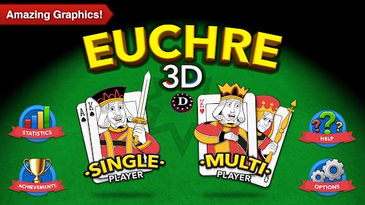 Download Euchre 3D 4.17 APK