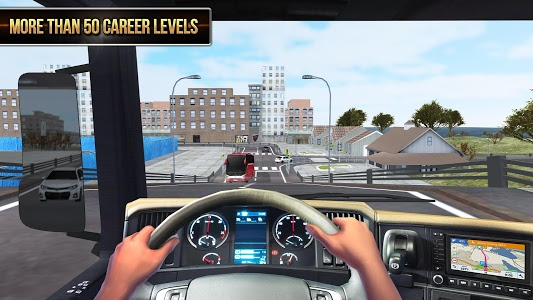 Download Euro Truck Driver 2018 : Truckers Wanted 1.0.7 APK