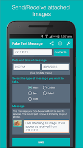 Download Fake Text Message 5.3 APK