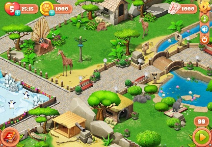 screenshot of Family Zoo: The Story version 1.4.2
