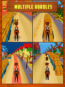 screenshot of Farm Horse Frenzy Run version 1.2