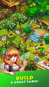 screenshot of Farmdale - magic family farming game version 4.6.5
