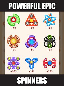 Download Spinner Evolution - Merge Fidget Spinners! 6.40 APK