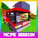 Download FireEngine mod for MCPE minemaps 1.0 APK