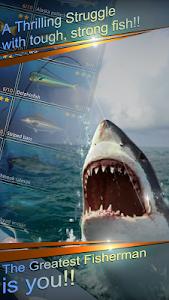 screenshot of Fishing Hook version 1.5.5