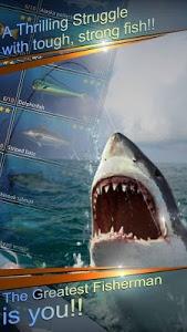 screenshot of Fishing Hook version 1.5.8