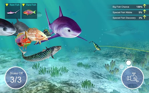 screenshot of FishingStrike version 1.22.2