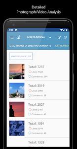 screenshot of CCSoft+ Followers Tool for Instagram version 2.4.0