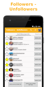Download Followers - Unfollowers 1.0.6 APK
