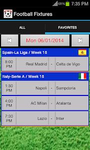 Download Football Fixtures 8.6.1 APK