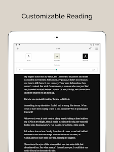 screenshot of Inkitt – Free Fiction Books, Novels & Stories version Varies with device