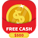 Download Free Cash - Make Money App 1.4 APK