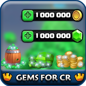 Download Free Gems For Clash Royale - Prank 0.1.2 APK
