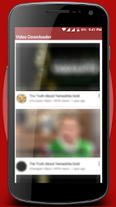 Download Free Videos Downloader 1.0 APK