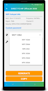 Download Free Wifi Password Keygen 1.0.9.2 APK
