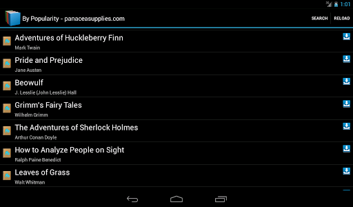 Download Free books to download & read 1.9.2 APK