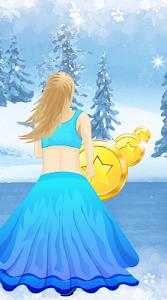 Download Frozen Princess Run 5.0 APK