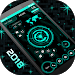 Download Futuristic UI Launcher 2018 - Hitech Theme 6.0 APK