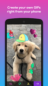 Download GIPHY - Animated GIFs Search Engine 3.1.3 APK